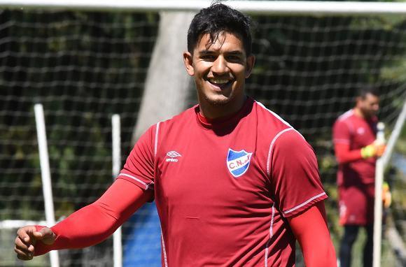 Capitán. Diego Polenta quiere que su salida sea un buen negocio para Nacional. Foto: Ariel Comegna