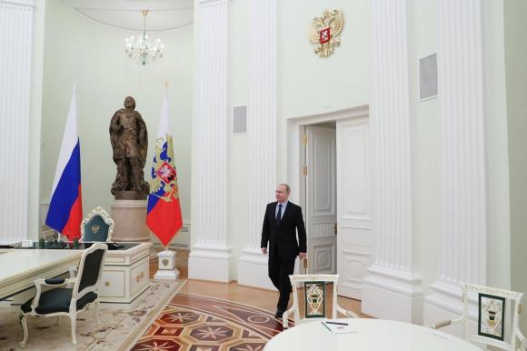 Vladimir Putin. Foto. EFE