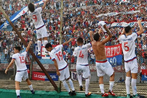 Foto: Ariel Colmegna. Libertadores Sub 20.