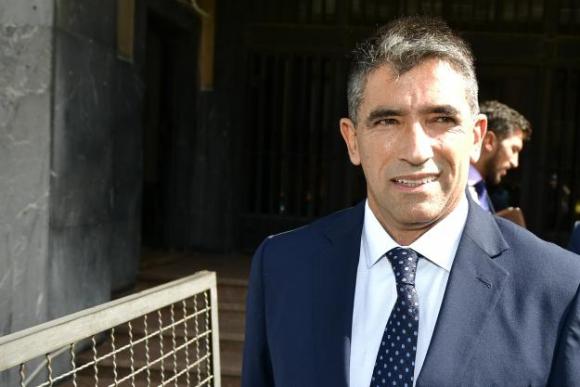 Raúl Sendic. Foto: Fernando Ponzetto.