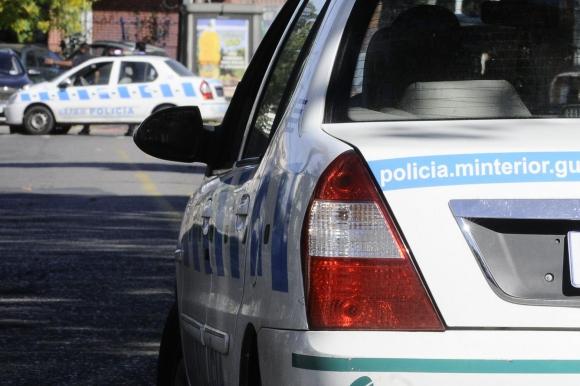 Policía. Foto: Darwin Borrelli