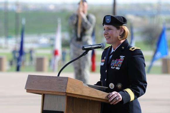 Laura J. Richardson. Foto: Ejército de Estados Unidos