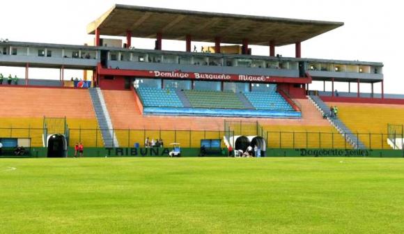 Estadio Domingo Burgueño Miguel de Maldonado. Foto: Gerardo Pérez