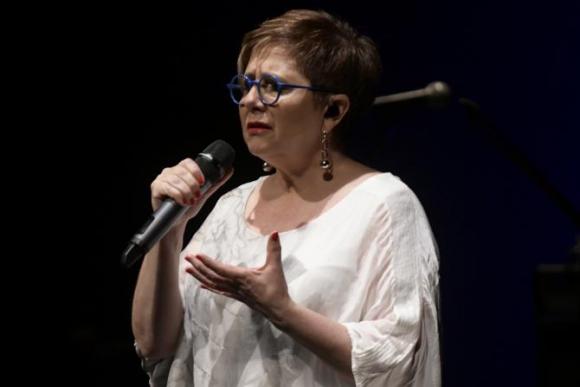 Laura Canoura en el Teatro Solís: Marcelo Bonjour