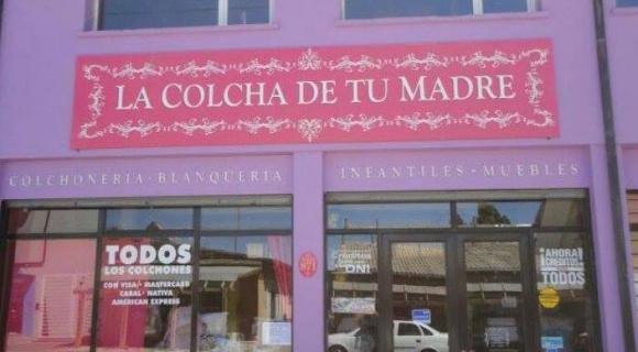 La Colcha de tu Madre. Nada como (casi) un insulto para provocar y llamar la atención. Esa fue la estrategia de esta tienda argentina.