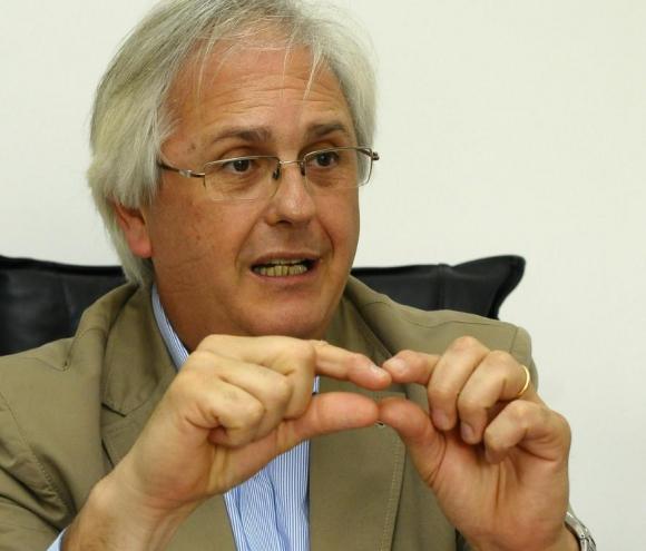 Rodolfo Saldain, experto en seguridad social. Foto: Archivo El País