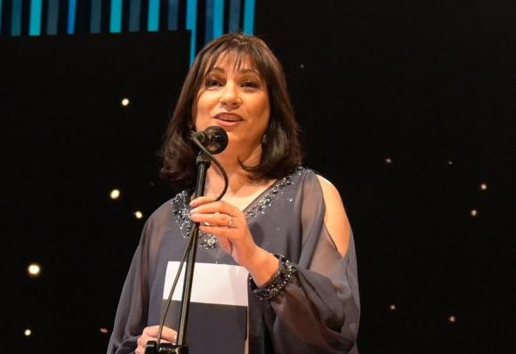 Blanca Rodríguez. Foto: Leo Mainé