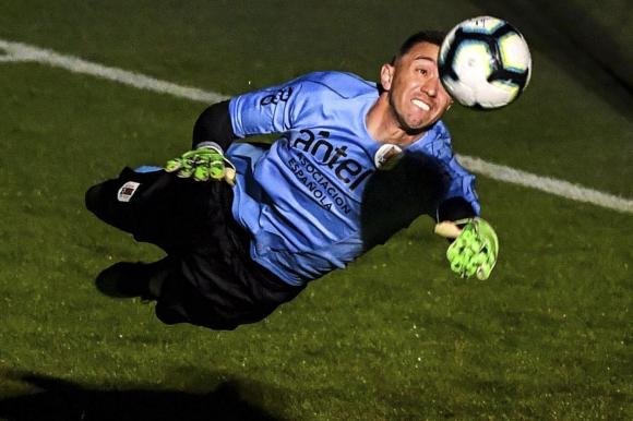 Entrenamiento Selección Uruguaya. Foto: Gerardo Pérez