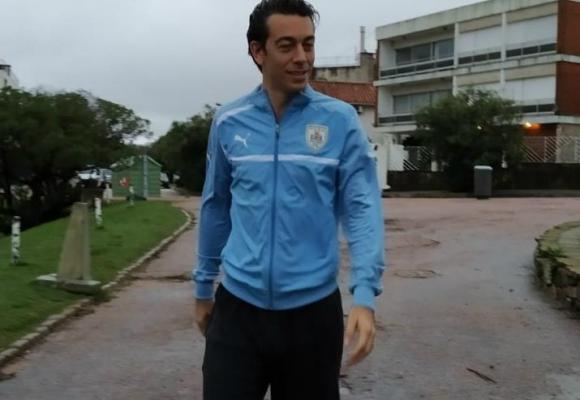 Juan Sartori. Foto: Soledad Gago