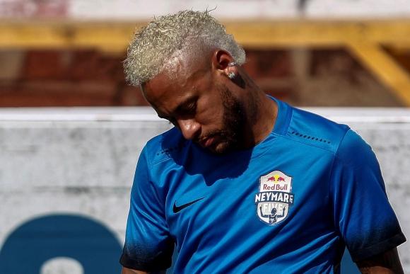 Neymar le confirmó a Leonardo que se quiere ir del PSG
