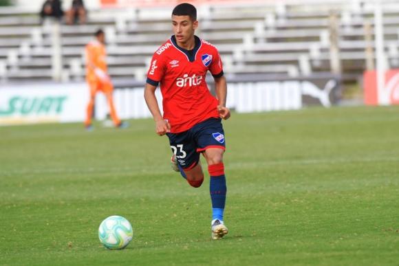 Santiago Rodríguez encamina su regreso en Nacional.