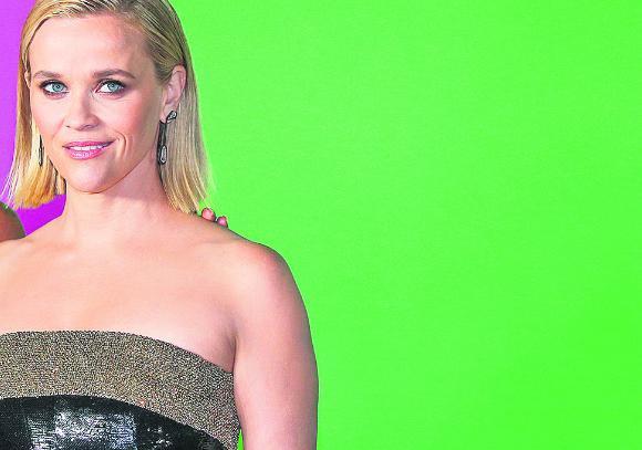 "Jennifer Aniston y Reese Witherspoon en el lanzamiento de ""The Morning Show"". Foto: Reuters"