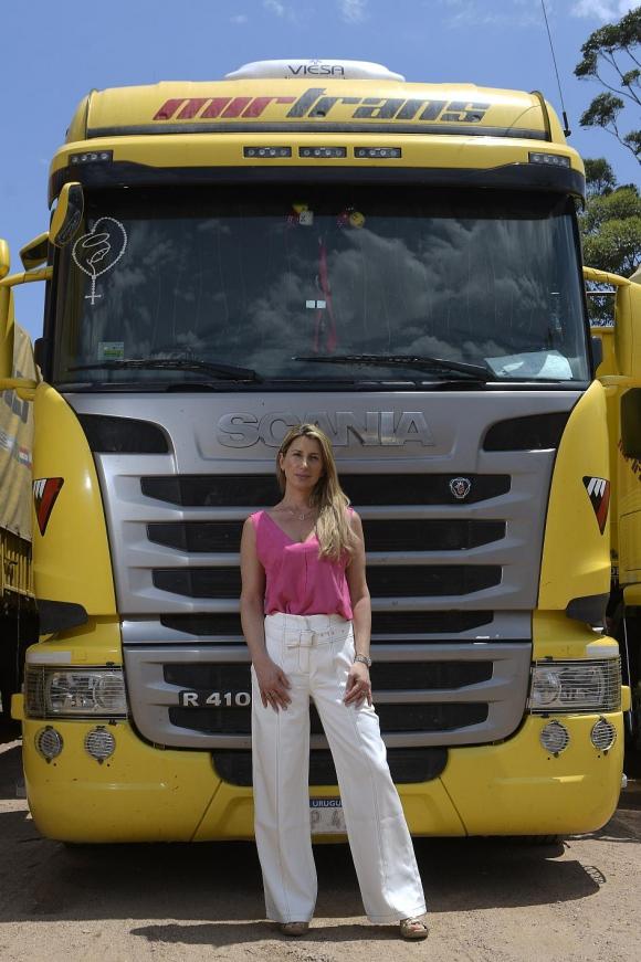 Virginia Staricco, Vice presidenta de Mirtrans