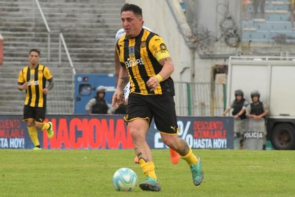Cristian Rodríguez. Foto: Gerardo Pérez.