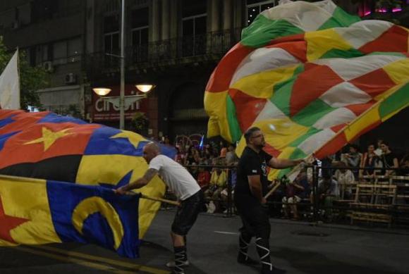 Desfile Inaugural de Carnaval. Foto: Marcelo Bonjour