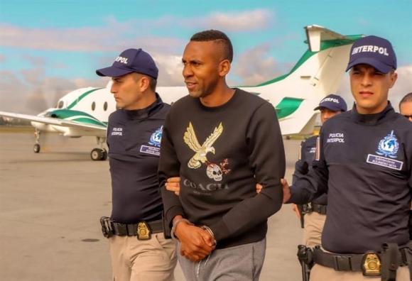 Viáfara fue extraditado al distrito de Texas en Estados Unidos. Foto: EFE