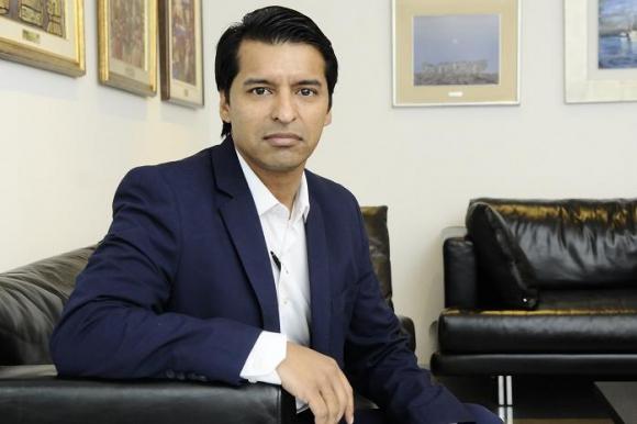 Roberto Acosta, director de RRHH Farmashop