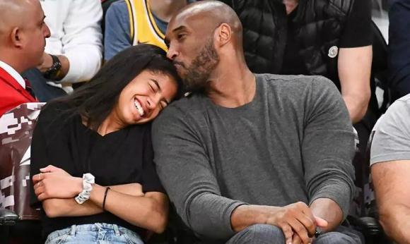 Kobe Bryant y si hija Gianna