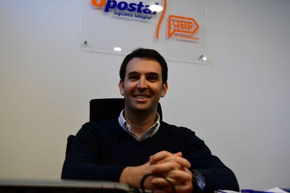 Fernando Rama, director de Upostal