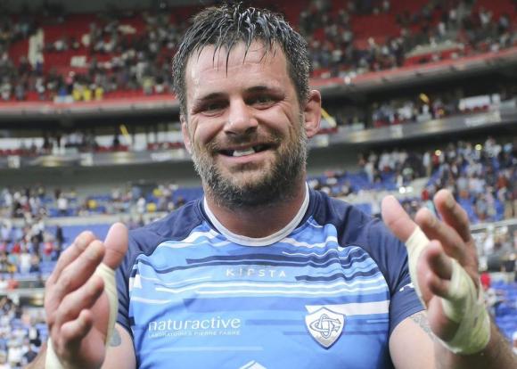 Rodrigo Capó. Foto: Castres.