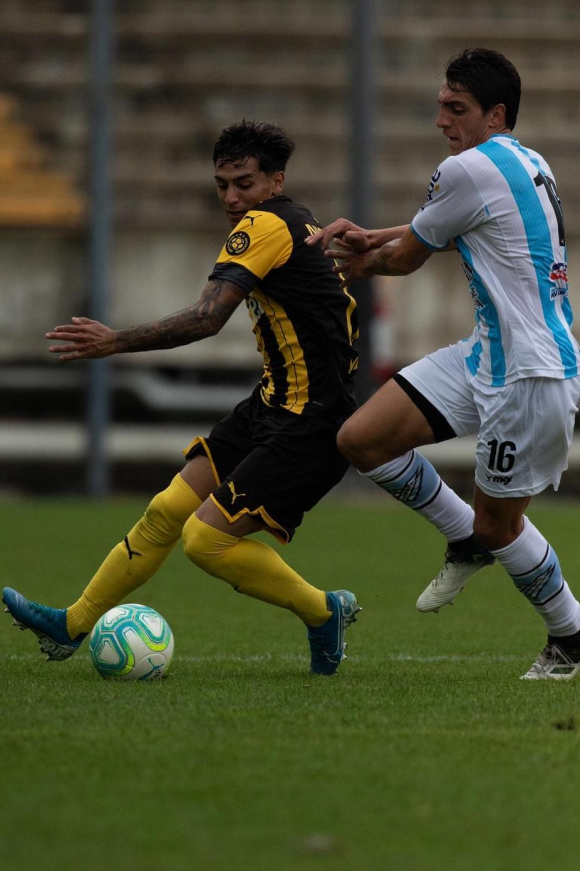 Facundo Torres. Foto: @OficialCAP.