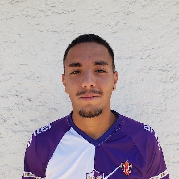 Julio Recoba, jugador de Fénix. Foto: Twitter.