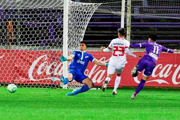 Defensor Sporting 1-Nacional 1: En la hora el tricolor perdió la punta en  exclusiva - Ovación - 10/09/2020 - EL PAÍS Uruguay
