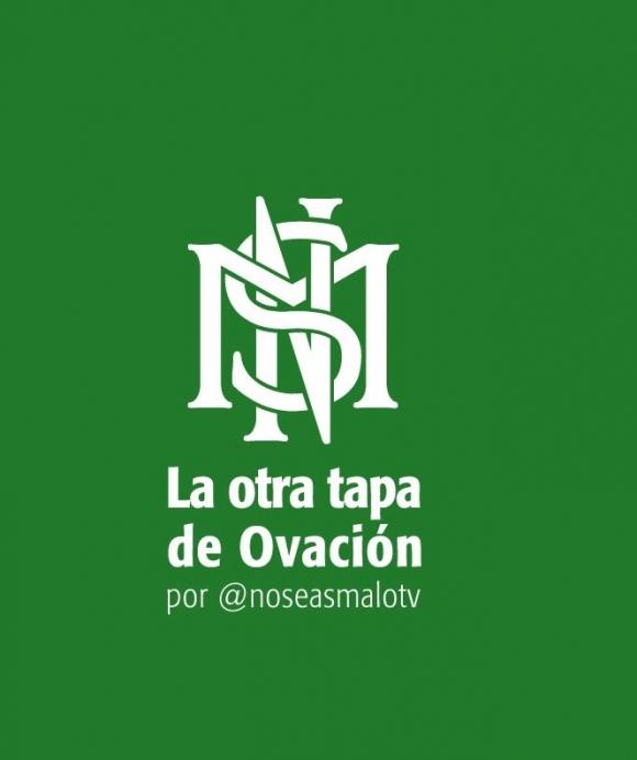 La otra tapa de Ovación por @NoSeasMaloTV