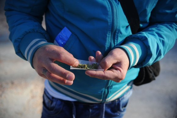 Farmacias uruguayas ya venden marihuana legal. Foto: Fernando Pozetto