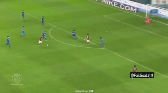Ezequiel Lavezzi (Hebei Fortune) Crazy Solo Goal vs Guangzhou RF (120517)