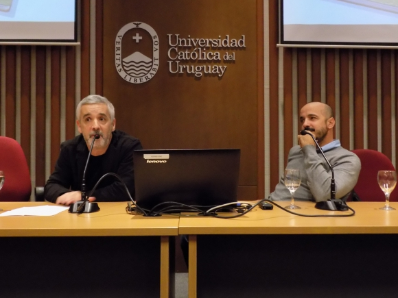 Marcelo Figueredo, Diego Velazco.