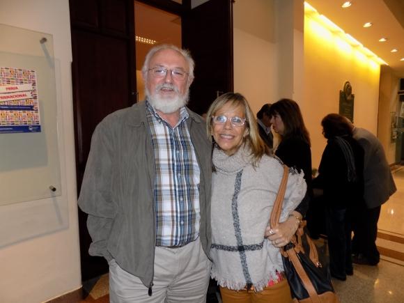 Fernando Souto, Graciela Valdivieso.