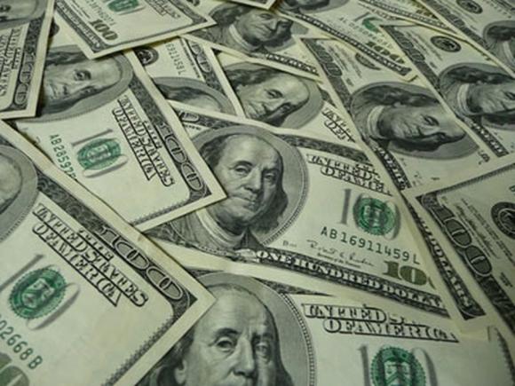 Dólar llegó a bajar hasta $31,18.