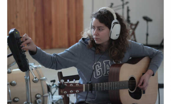 Florencia Núñez (foto Agustín Fagetti)