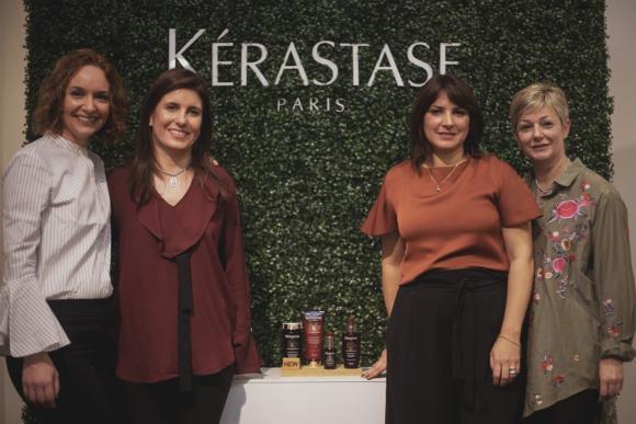 Viviana Cappi, Ana Inés Gayón, Daniela Pereira, Milagros Sena.