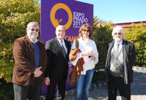 Javier Pastoriza, Daniel Martínez, Rosanna Dellazoppa, Gonzalo Arroyo.