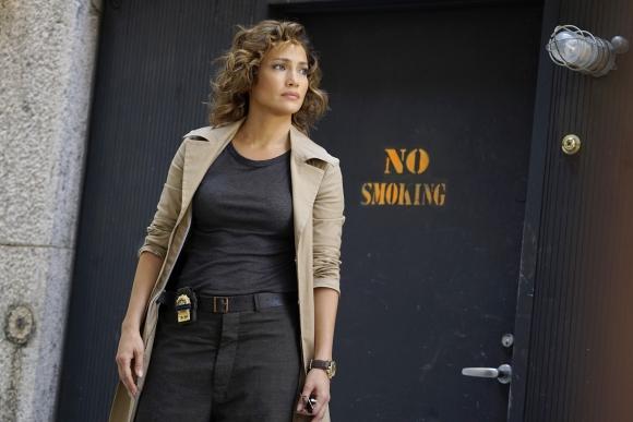 Jennifer López en la segunda temporada de su serie policial.