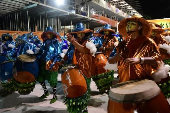 Desfile de Llamadas 2017. Foto: M. Bonjour