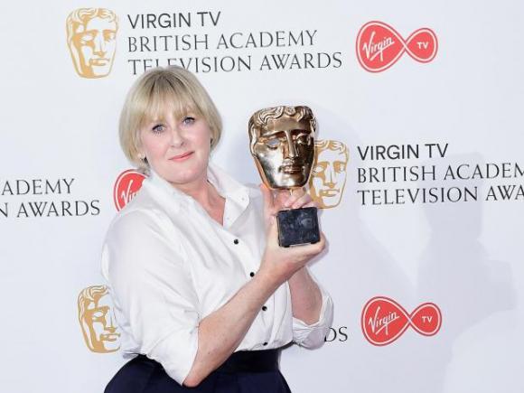 Sarah Lancashire ha ganado varias veces el premio BAFTA.