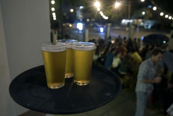 Hoy se estima que son cerca de 40 las marcas de cerveza artesanales del país. Foto: F. Ponzetto