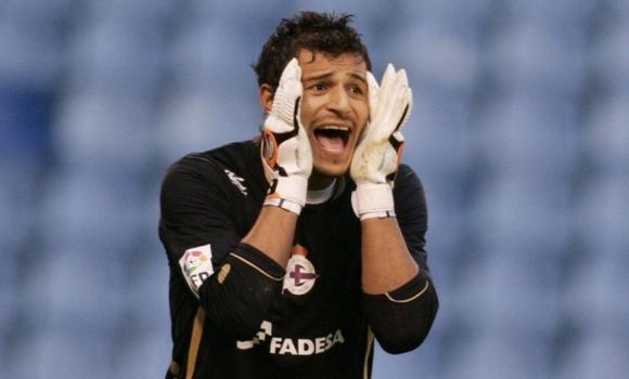 Figura. Gustavo Munúa cuando jugaba en el Deportivo. Foto: Reuters