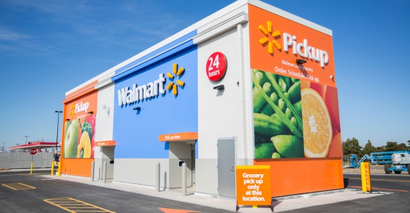 Wallmart. La empresa inauguró un kiosko pick up en Oklahoma, donde los usuarios pueden retirar gratis, compras por un mínimo de USUS$ 30.