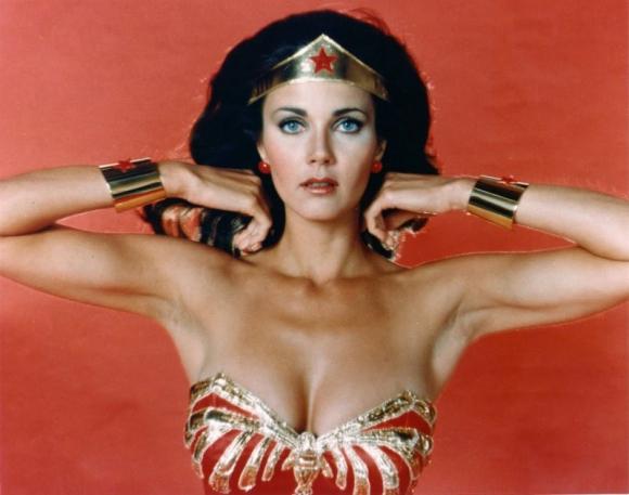 Lynda Carter fue la Mujer Maravilla para la serie de TV que duró tres temporadas.