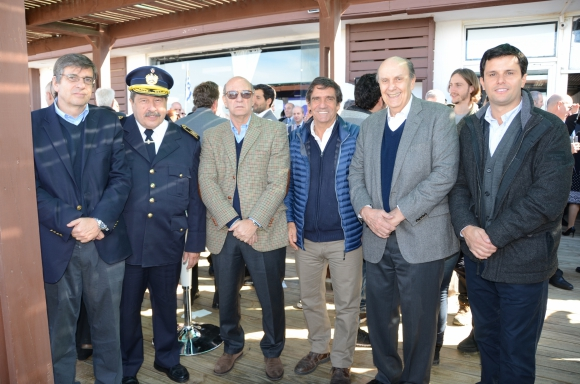 Guillermo Scheck, Erode Ruiz, Emilio Vidal Scheck, Martín Laventure, Diego Beltrán, Mateo Cardoso.