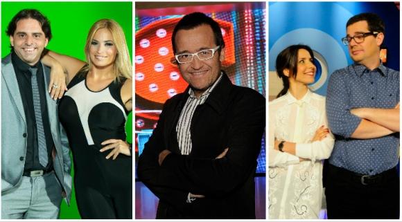 <b>HUMORÍSTICO.</b><br>Bendita Tv (Canal 10)<br>Sé lo que viste (Monte Carlo)<br>Sonríe: te estamos grabando (Teledoce)