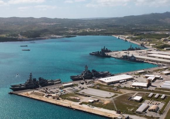 Guam, la isla paradisiaca del Pacífico que le teme a Kim Jong-un. Foto: Reuters