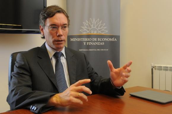 Vallcorba estuvo en la Comisión de Hacienda en Diputados. Foto: Archivo El País
