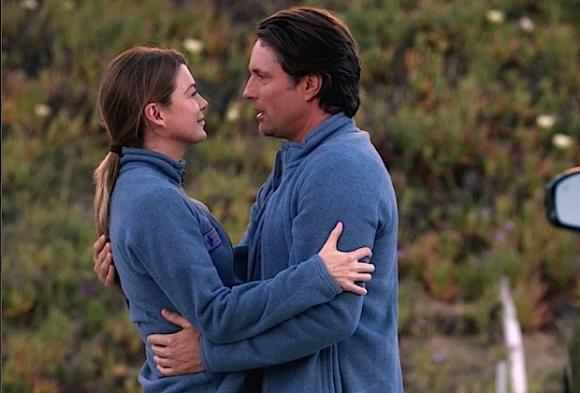 Cuando Meredith creía haber encontrado un nuevo amor, algo imprevisto ocurre.