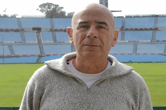 Alejandro Garay, entrenador de la sub 17 de la selección uruguaya. Foto: Archivo