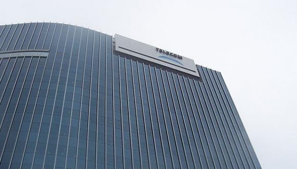 Edificio de Telecom Argentina en Buenos Aires. Foto: Wikimedia